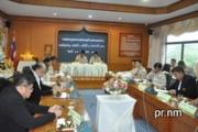 รประชุมสภาเทศบาลตำบลหนองม่วง สมัยสามัญสมัยที่ 3 ครั้งที่2 ประจำปี 2560กา