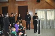พิธีมอบอนุบัตร เทศบาลตำบลหนองม่วง ปีการศึกษา 2559